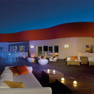 Dominican Republic Honeymoon Packages Breathless Punta Cana Resort & Spa AfterDark Terrace