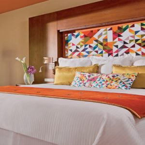 Dominican Republic Honeymoon Packages Breathless Punta Cana Resort & Spa Allure Junior Suite Partial Ocean View