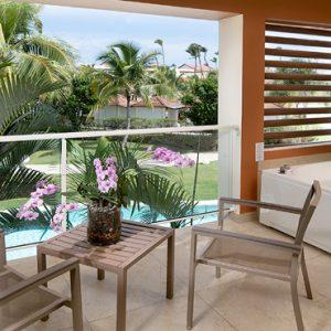 Dominican Republic Honeymoon Packages Breathless Punta Cana Resort & Spa Allure Junior Suite Pool View1