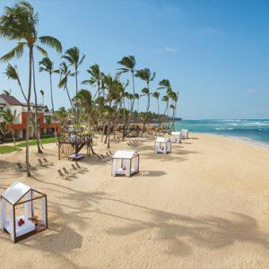 Dominican Republic Honeymoon Packages Breathless Punta Cana Resort & Spa Beach