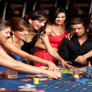 Dominican Republic Honeymoon Packages Breathless Punta Cana Resort & Spa Casino Entertainment
