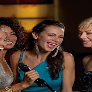 Dominican Republic Honeymoon Packages Breathless Punta Cana Resort & Spa Karaoke