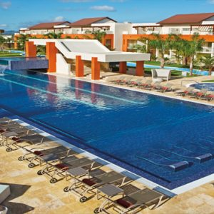 Dominican Republic Honeymoon Packages Breathless Punta Cana Resort & Spa Main Pool