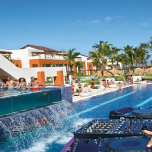 Dominican Republic Honeymoon Packages Breathless Punta Cana Resort & Spa Pool Party Day