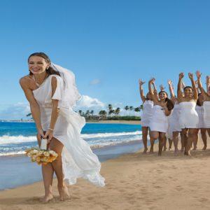 Dominican Republic Honeymoon Packages Breathless Punta Cana Resort & Spa Wedding