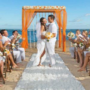 Dominican Republic Honeymoon Packages Breathless Punta Cana Resort & Spa Wedding1