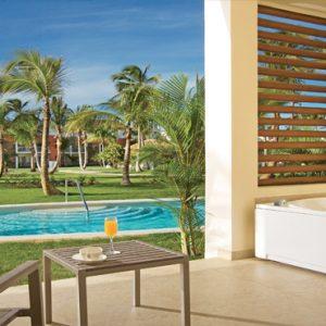 Dominican Republic Honeymoon Packages Breathless Punta Cana Resort & Spa Xhale Club Junior Suite Swim Up