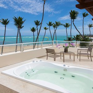 Dominican Republic Honeymoon Packages Breathless Punta Cana Resort & Spa Xhale Club Master Suite Oceanfront View2