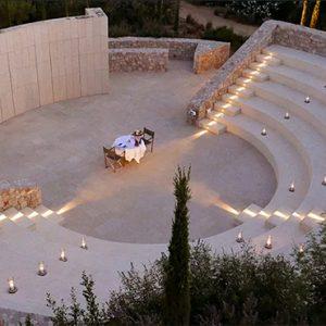 Greece Honeymoon Packages Amanzoe Amanzoe's Amphitheatre