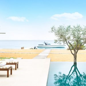 Greece Honeymoon Packages Amanzoe Beach Club