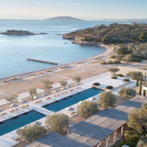 Greece Honeymoon Packages Amanzoe Beach Club2