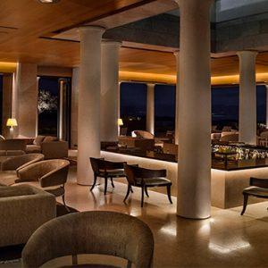 Greece Honeymoon Packages Amanzoe Central Bar