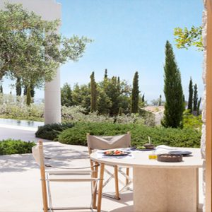 Greece Honeymoon Packages Amanzoe Connected Pavilions