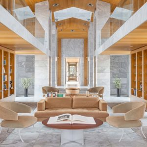 Greece Honeymoon Packages Amanzoe Library