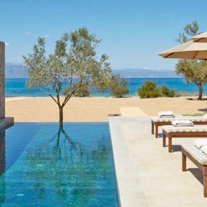 Greece Honeymoon Packages Amanzoe One Bedroom Beach Cabana Exterior1