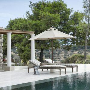 Greece Honeymoon Packages Amanzoe One Bedroom Villa Exterior Pool