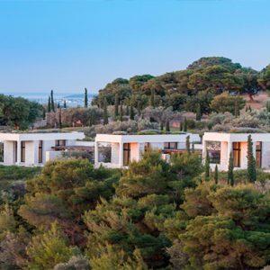 Greece Honeymoon Packages Amanzoe Pavilions
