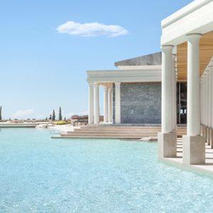 Greece Honeymoon Packages Amanzoe Pool