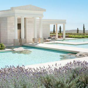 Greece Honeymoon Packages Amanzoe Resort Exterior