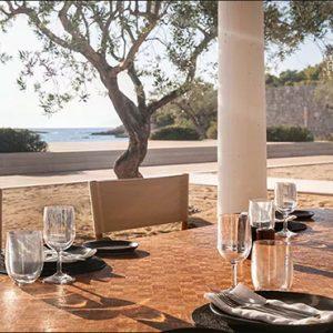 Greece Honeymoon Packages Amanzoe The Beach Club