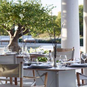 Greece Honeymoon Packages Amanzoe The Restaurant