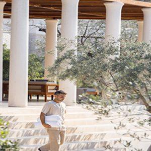 Greece Honeymoon Packages Amanzoe Villas
