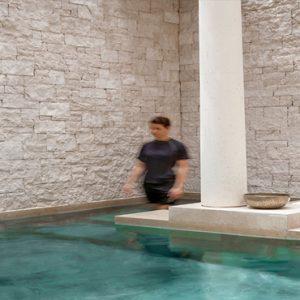 Greece Honeymoon Packages Amanzoe Watsu Pool