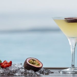 Greece Honeymoon Packages Chromata Hotel Santorini Aperitivo Bar