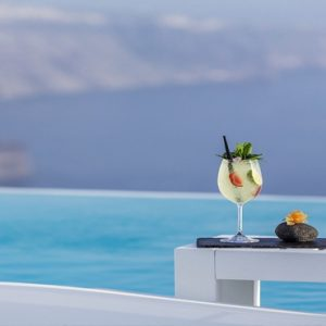 Greece Honeymoon Packages Chromata Hotel Santorini Cocktail Bar & Lounge Restaurant