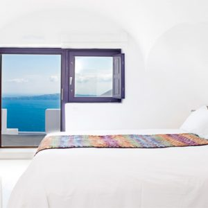 Greece Honeymoon Packages Chromata Hotel Santorini Double Room