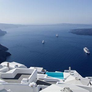Greece Honeymoon Packages Chromata Hotel Santorini Hotel Overview