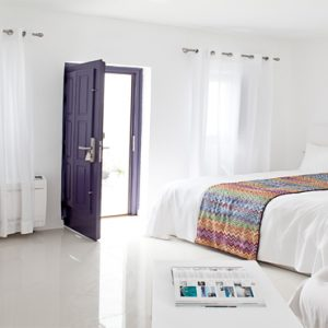 Greece Honeymoon Packages Chromata Hotel Santorini Junior Suites