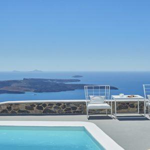 Greece Honeymoon Packages Chromata Hotel Santorini Master Suite5
