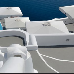 Greece Honeymoon Packages Chromata Hotel Santorini Villa Overview