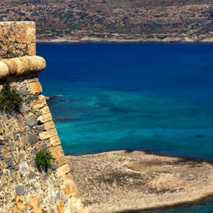 Greece Honeymoon Packages Domes Noruz Chania Gramvoussa Castle