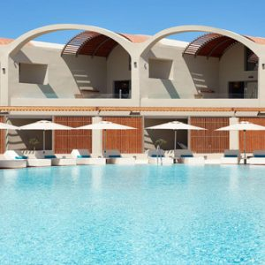 Greece Honeymoon Packages Domes Noruz Chania Pool3