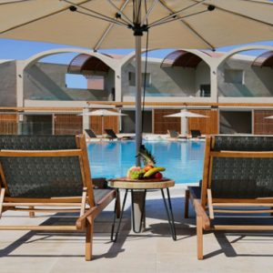 Greece Honeymoon Packages Domes Noruz Chania Pool4