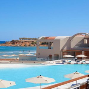Greece Honeymoon Packages Domes Noruz Chania Pool5