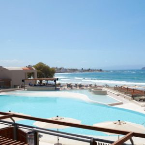 Greece Honeymoon Packages Domes Noruz Chania Pool7