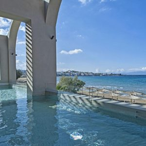 Greece Honeymoon Packages Domes Noruz Chania Pool8