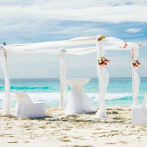 Maldives Honeymoon Packages SAii Lagoon Maldives, Curio Collection By Hilton Beach Wedding Setup