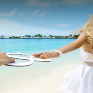 Maldives Honeymoon Packages SAii Lagoon Maldives, Curio Collection By Hilton Wedding