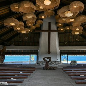 Mexico Honeymoon Packages Hotel Xcaret Resort Church