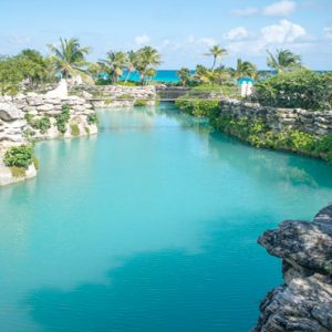 Mexico Honeymoon Packages Hotel Xcaret Resort Hotel Exterior