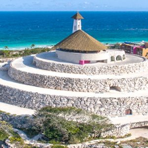 Mexico Honeymoon Packages Hotel Xcaret Resort Location