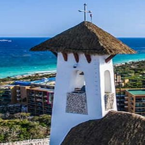 Mexico Honeymoon Packages Hotel Xcaret Resort Location View