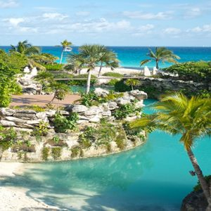 Mexico Honeymoon Packages Hotel Xcaret Resort Pool