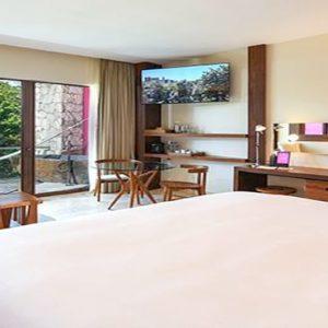 Mexico Honeymoon Packages Hotel Xcaret Resort Suite Garden Spa1