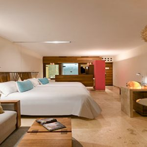 Mexico Honeymoon Packages Hotel Xcaret Resort Suite River3