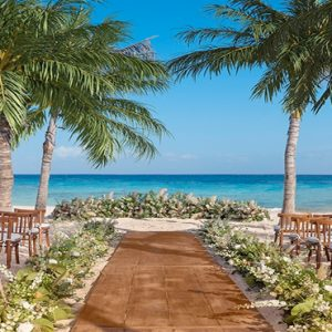 Mexico Honeymoon Packages Hotel Xcaret Resort Wedding1